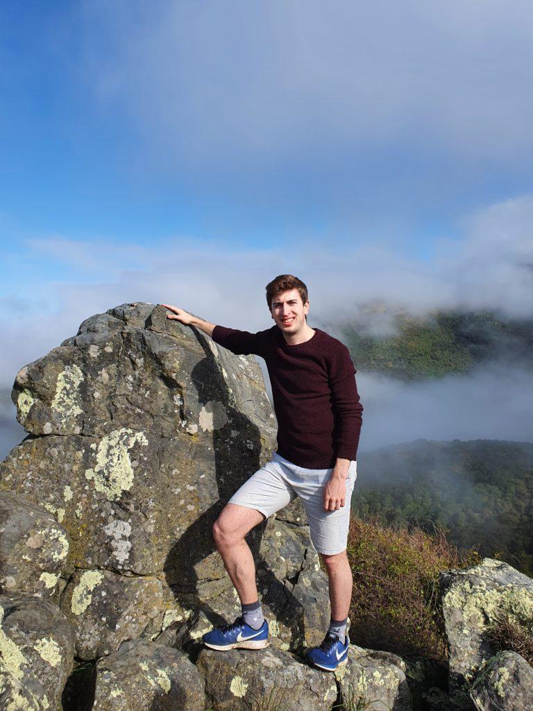 The photo of Matt